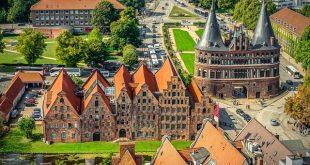 شليسفيش هولشتاين إحدي ولايات ألمانيا الاتحادية الستة عشر