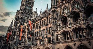 ميونخ عاصمة ولاية بافاريا وثالث أكبر مدن ألمانيا